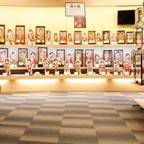 久宝堂 日本のお土産ショールーム写真2